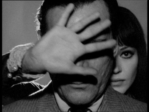 Fotograma de Alphaville, de Jean-Luc Godard (1964)
