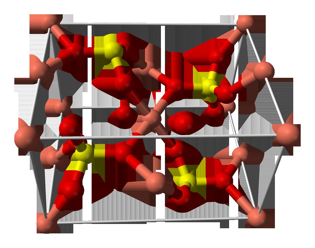 5 Copper(II)-sulfate-unit-cell-3D-balls