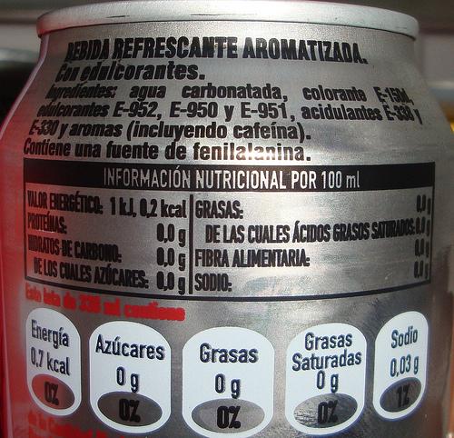 cocacola-light-acesulfamo-e950