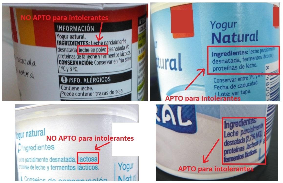 natural Apto - no Apto