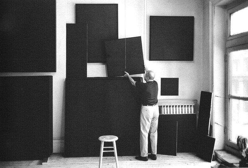 Ad Reinhardt, 1963